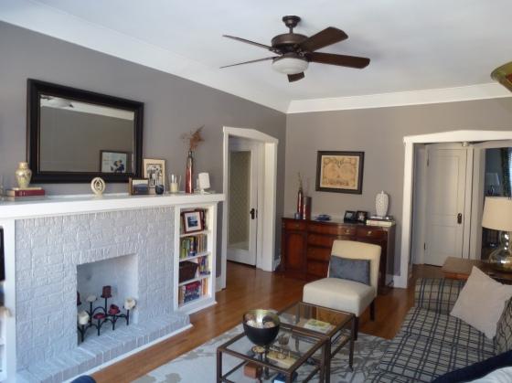 Living Room Door view